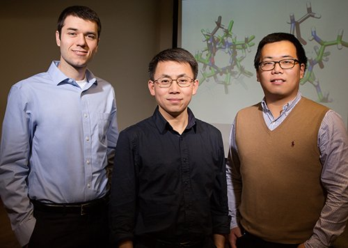 New brush polymers catalyze their own formation